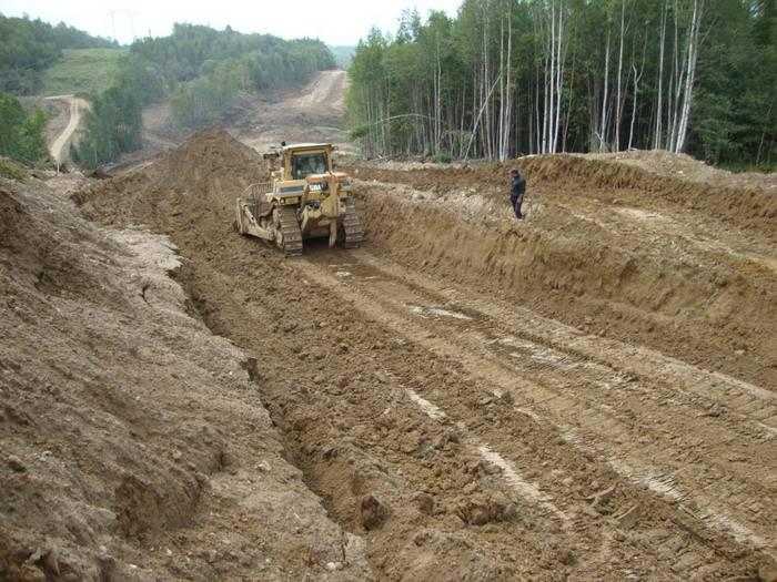 Строительство дороги своими руками
